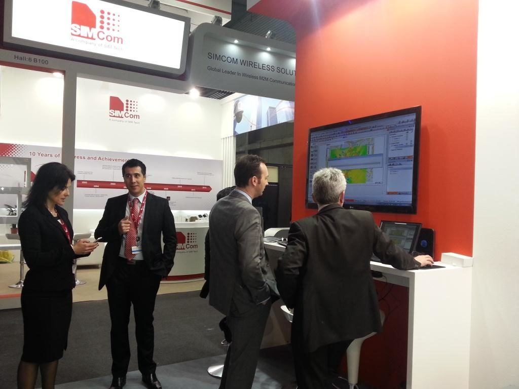 iBwave at MWC 2013