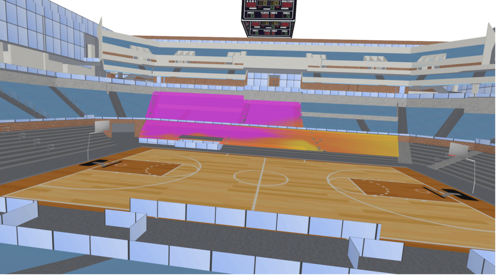BBALL Court Overview