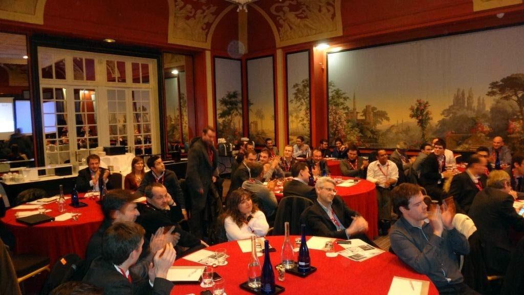 iBwave In-Building Seminar in Paris
