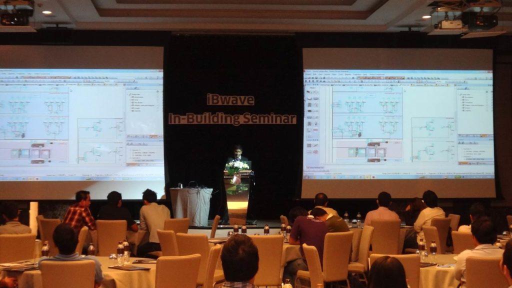 iBwave Seminar - Jakarta, Kuala Lumpur & Bangkok