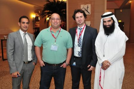 iBwave at the UAE in-building wireless event