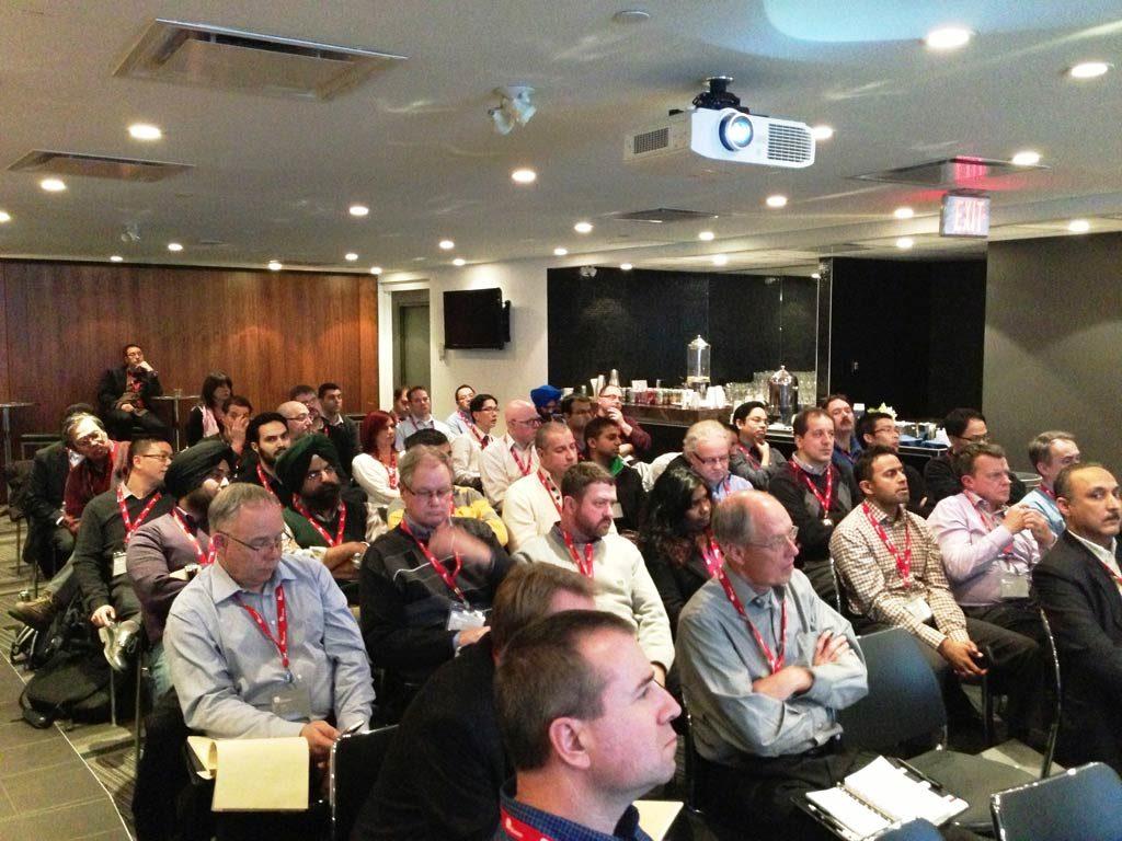 iBwave In-Building Seminar in Toronto