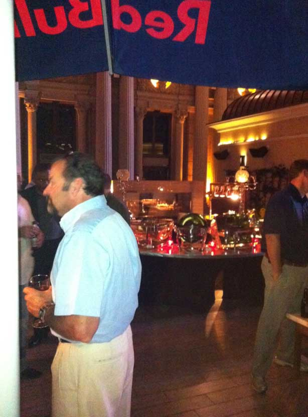 iBwave cocktail party in Las Vegas