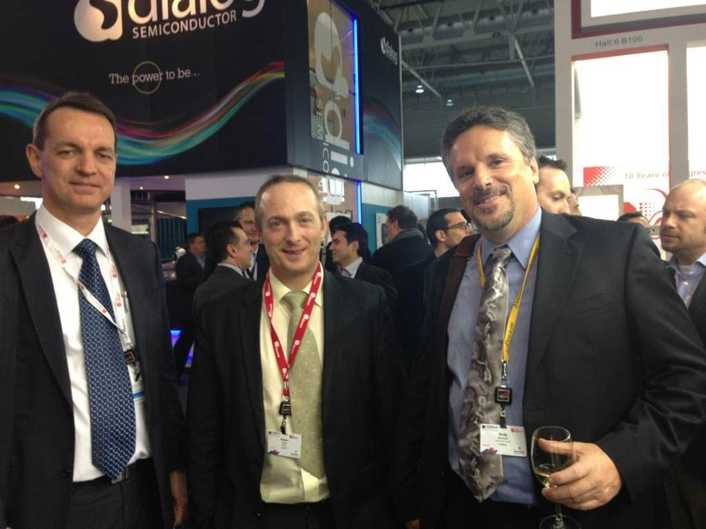 iBwave Cocktail at MWC