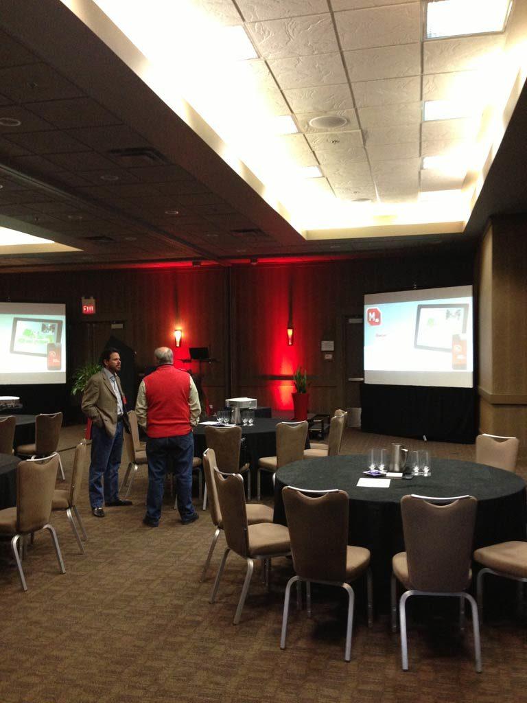 iBwave in Calgary's seminar