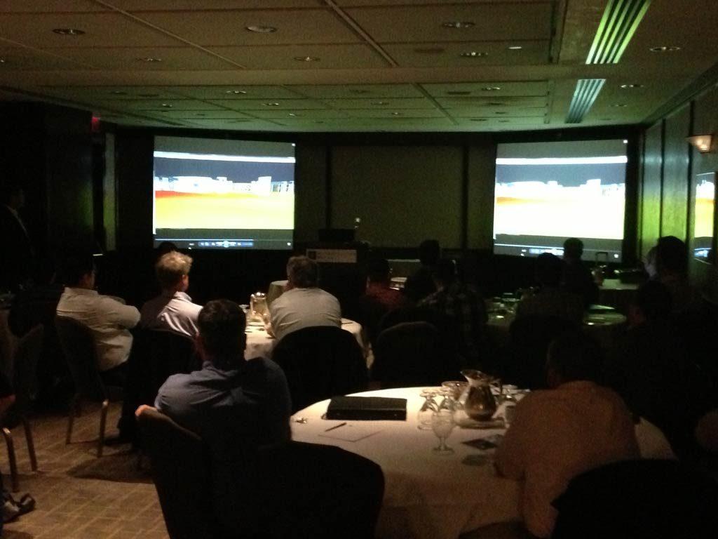 iBwave in Vancouver's seminar