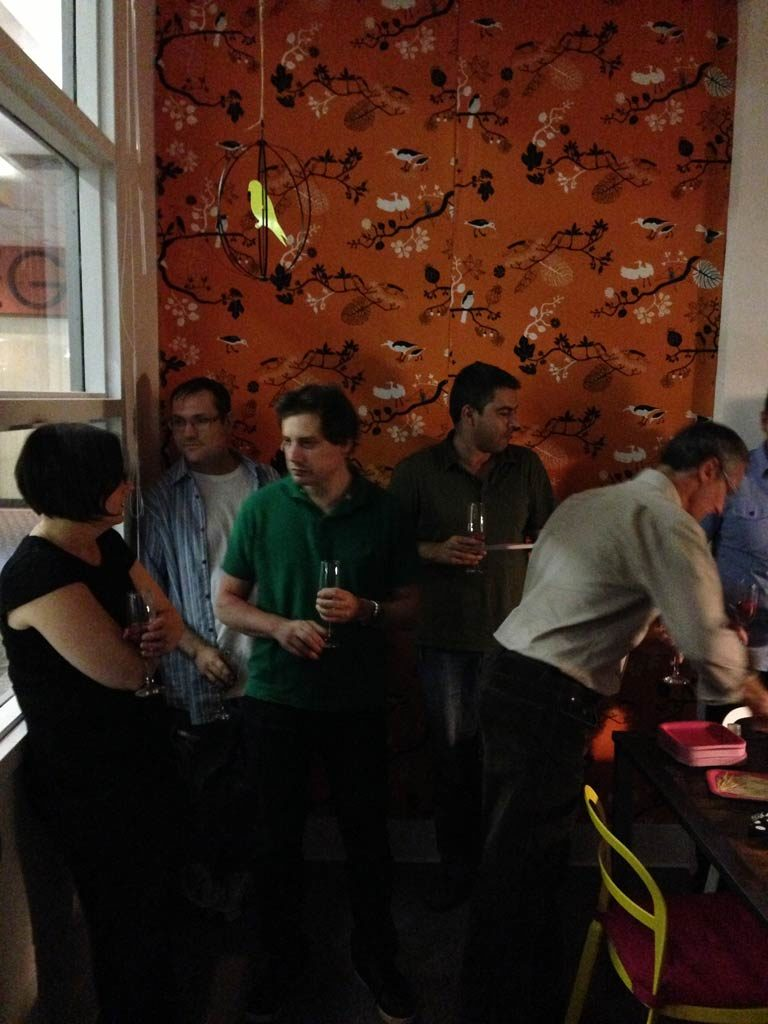 iBwave Marketing Team new home