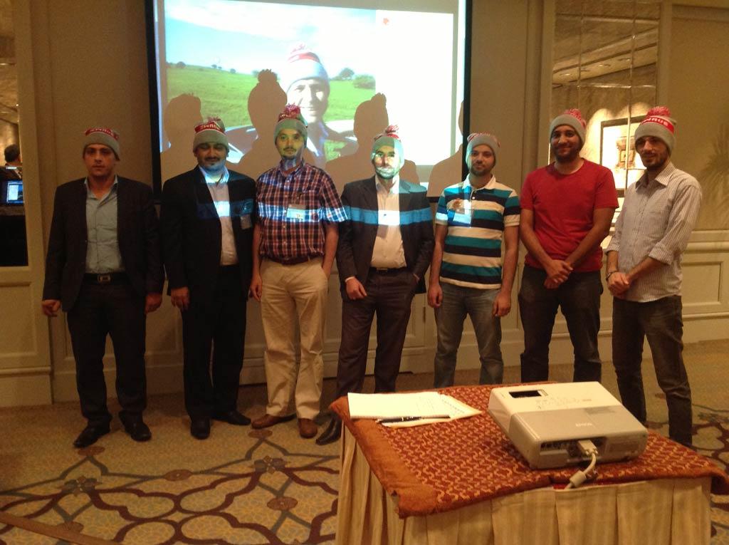 Seminar in Riyadh