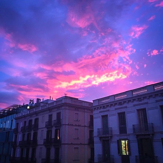 MWC15-05-Barcelona-sky