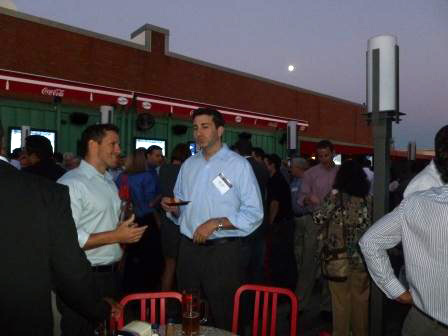 iBwave at the NYC DAS & Small Cell Forum Kick-off party in Boston