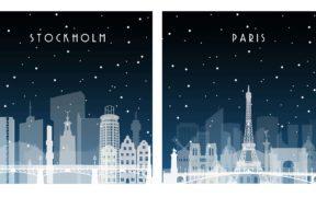 Hejdå Stockholm – Bonjour Paris!
