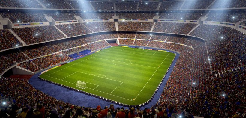 Network Densification – Stadium Use Case