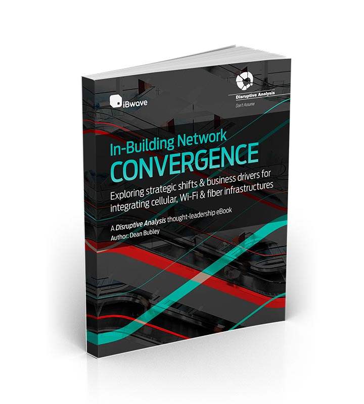 eBook - In-Building Network Convergence