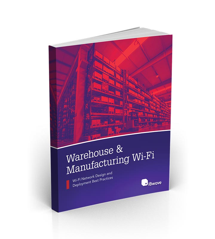 eBook - Warehouse & Manufacturing Wi-Fi