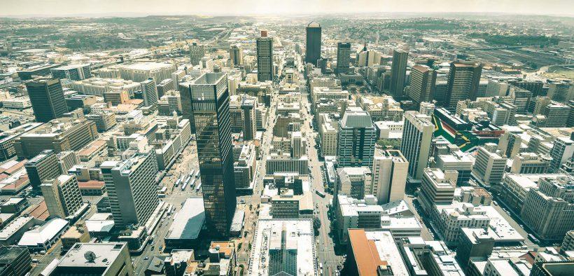 Howzit Johannesburg!