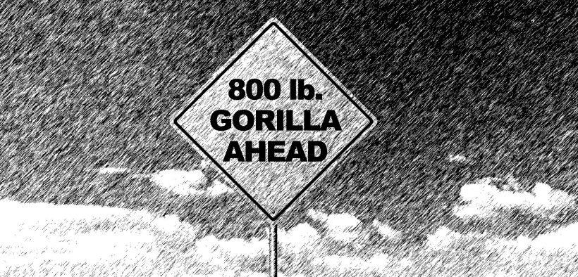 Mobile's 800 lb. Gorilla