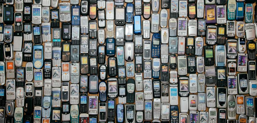 What was your first cell phone?