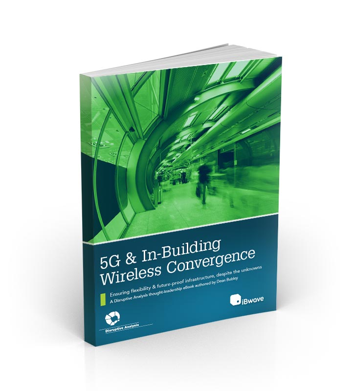 eBook: 5G & In-Building Wireless Convergence