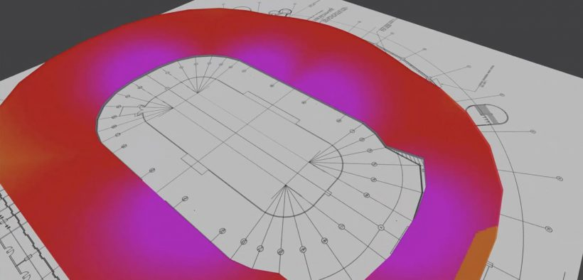 Optimized Inclined Surface Modeling