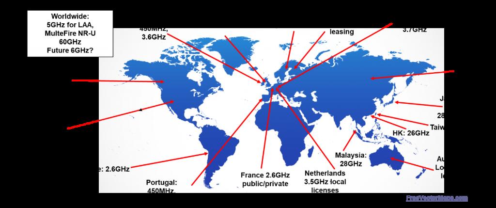 Worldwide - Map